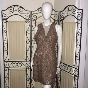 Petite Special Occasion Sequin Dress